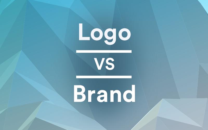 تصميم الهوية البصرية أو شعار لوجو فقط ما الفرق بينهما؟