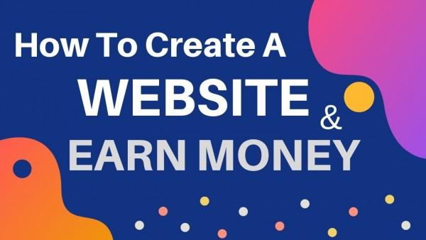 كيفية إنشاء موقع الكتروني والربح منه