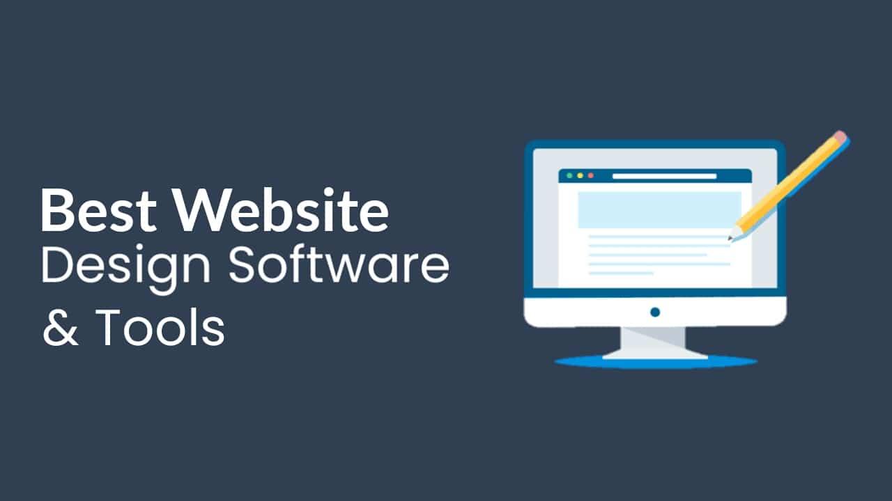 أفضل برامج تصميم مواقع الويب لاستخدامها في عام 2020