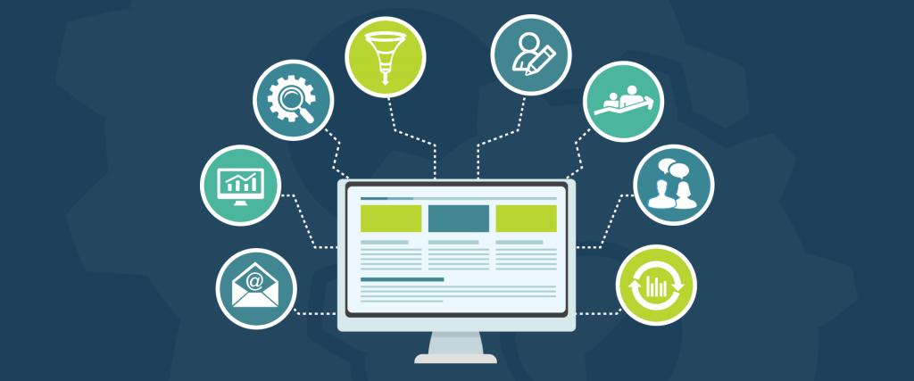 تسويق المواقع الالكترونية
