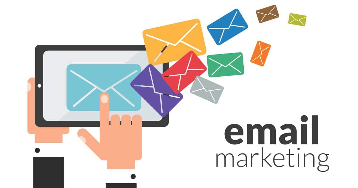 التسويق عن طريق البريد الالكتروني