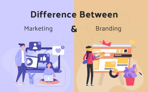 التسويق vs العلامة التجارية .. ما الفرق