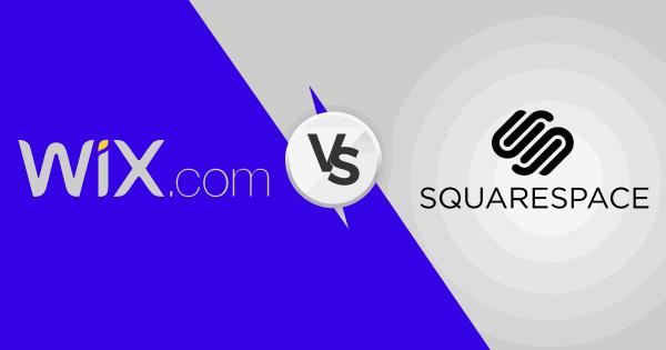 Wix و Squarespace: أيهما مناسب لك؟